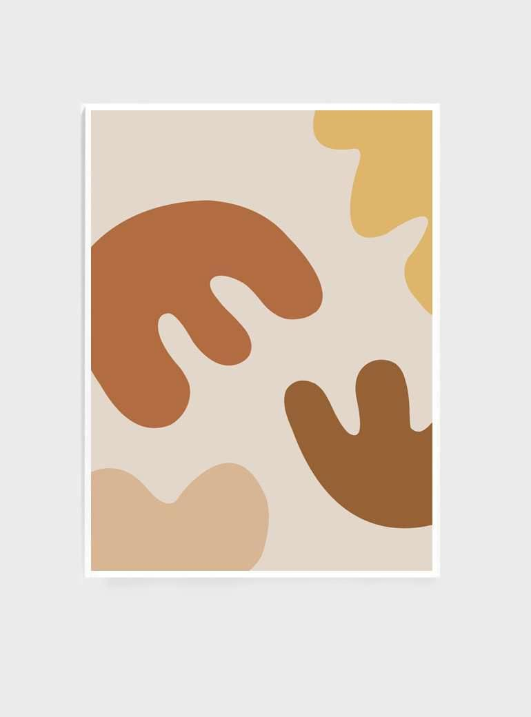 The Print Supply: Autumn Art Print | Simple Style Co