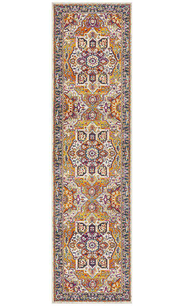 Yettem Traditional Rug - Simple Style Co