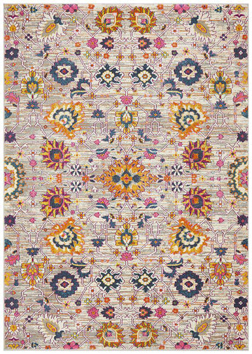 Lisse Traditional Rug - Multi