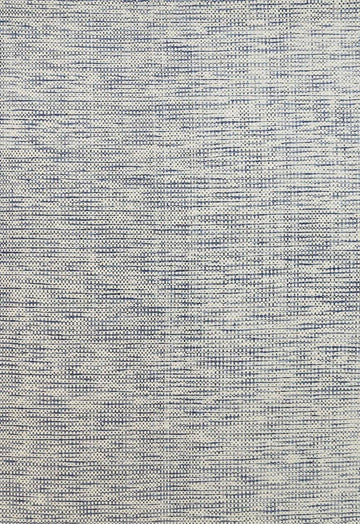 Scandi Blue Reversible Wool Rug - Simple Style Co