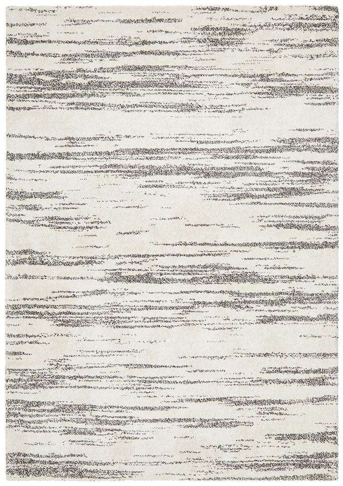 Soho Modern Rug Charcoal | Modern Rugs | AfterPay Rugs