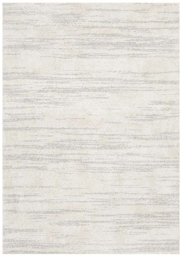 Soho Modern Rug - Silver - Simple Style Co