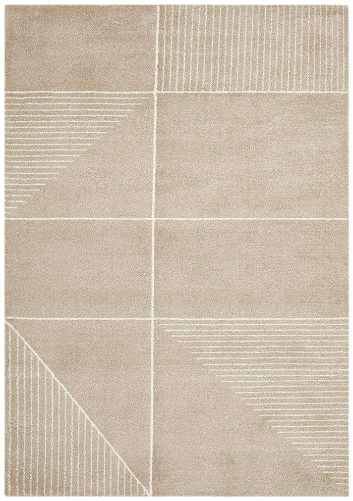Tribeca Rug Natural | Modern Rugs | AfterPay Rugs