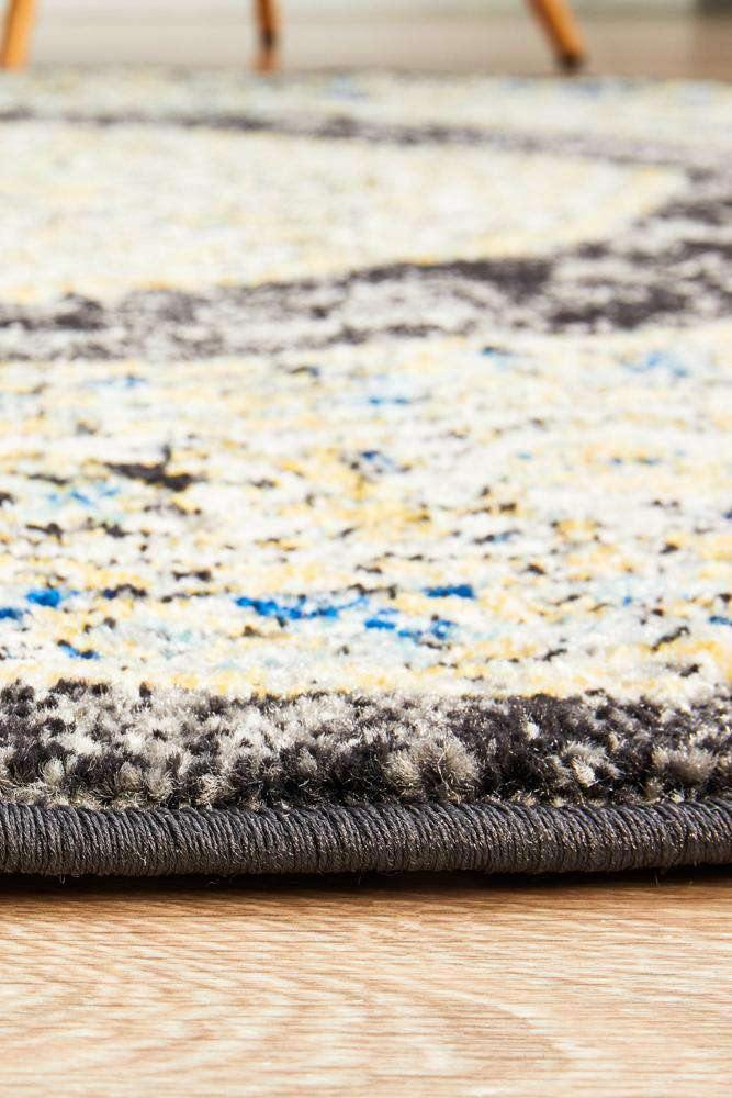 Taner Transitional Round Rug - Simple Style Co