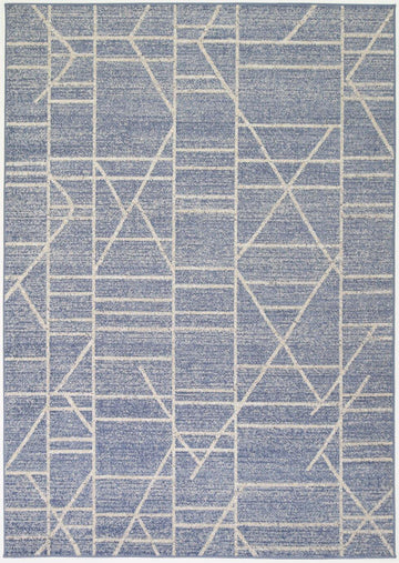 Copenhagen Indoor/Outdoor Blue Rug