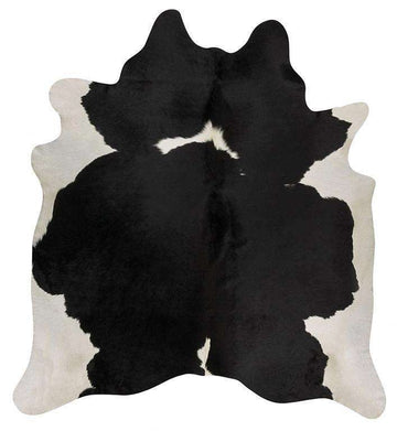 Cow Hide - Black & White - Simple Style Co