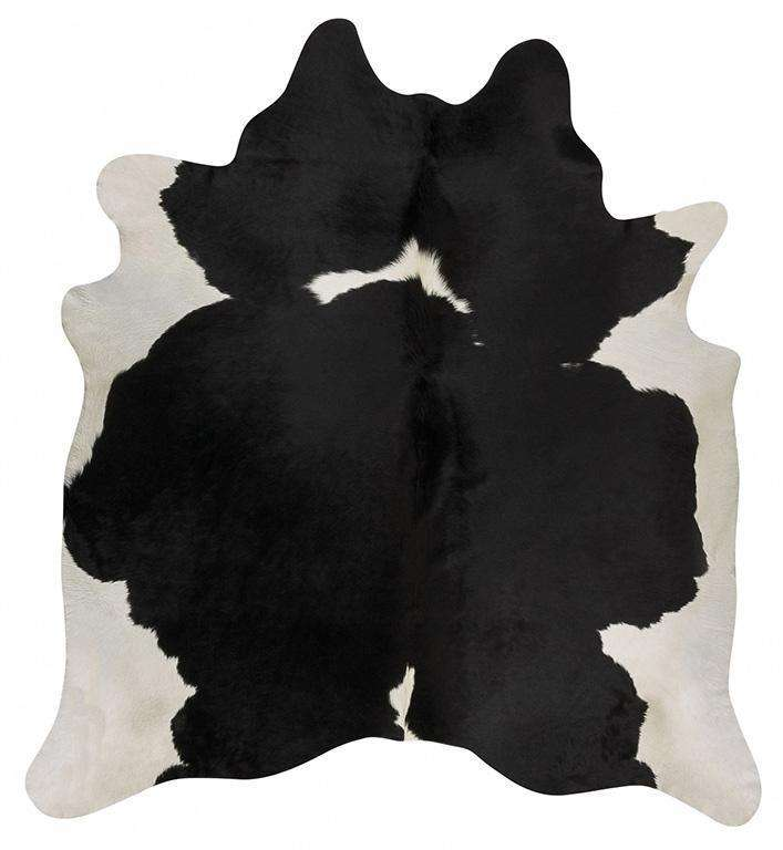 Simple Style Co: Cow Hide - Black & White | Free Delivery | Shop Rugs