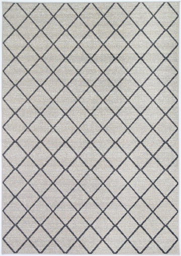 Diamond Indoor/Outdoor Beige Rug