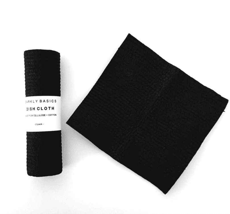 Barkly Basics Black Dish Cloth