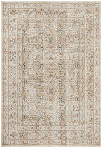 Simple Style Co Urfa Traditional Rug Bone: Buy Rugs Online | Shop Rugs