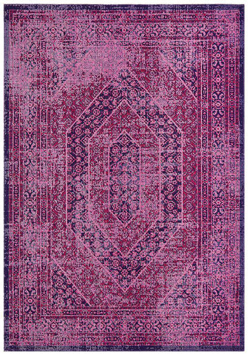 Eternal Whisper Vision Magenta Rug - Simple Style Co