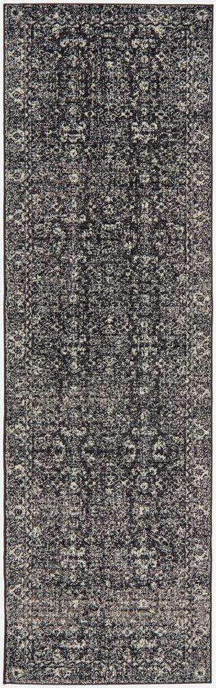 Estella Transitional Runner - Charcoal