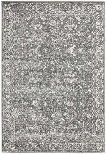 Estella Grey Transitional Rug - Simple Style Co