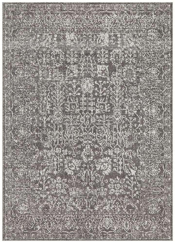 Madrid Grey Transitional Rug - Simple Style Co