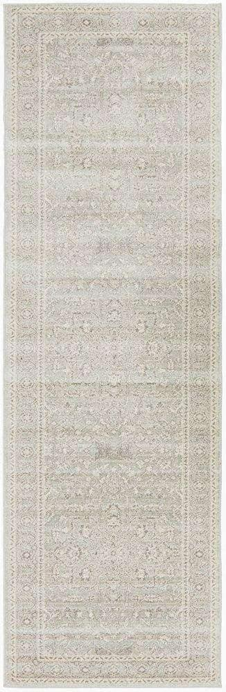 Verda Transitional Runner - Silver - Simple Style Co