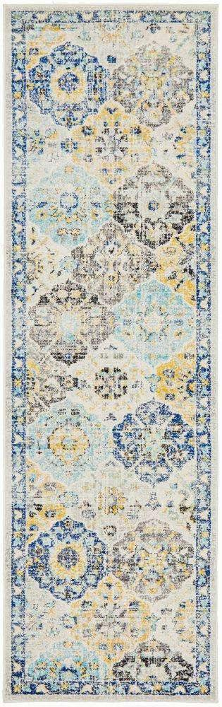 Poppy Multi Transitional Hallway Runner - Simple Style Co