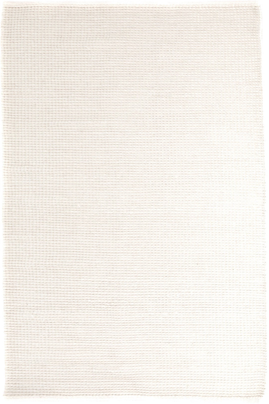 Farrah Felted Wool Rug - Cream