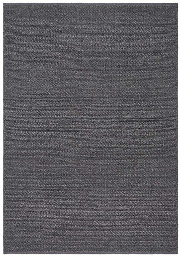 Simple Style Co: Mandurah Rug Charcoal | Free Delivery | Shop Rugs Online