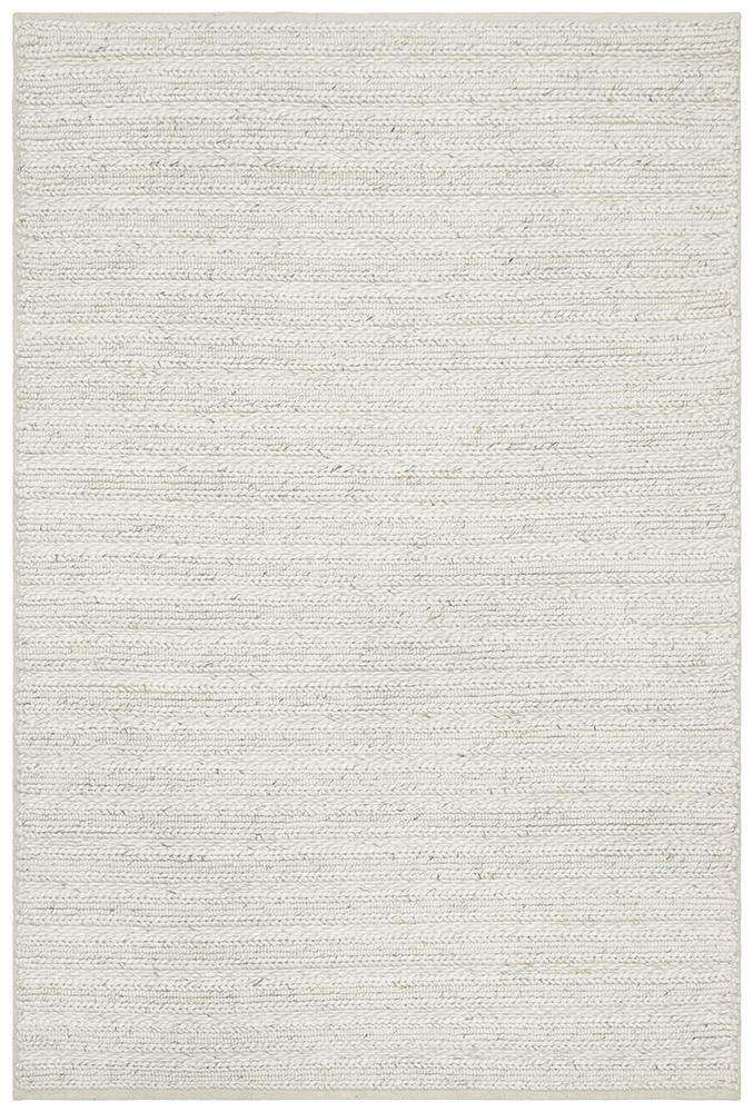 Simple Style Co: Mandurah Rug Ivory | Free Delivery | Shop Rugs online