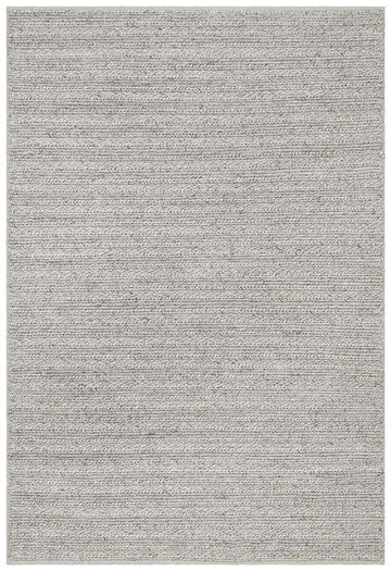 Mandurah Rug - Silver - Simple Style Co