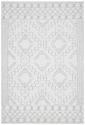 Salena Rug - Ivory - Simple Style Co
