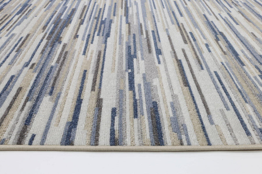 Hue Indoor/Outdoor Blue Rug - Simple Style Co