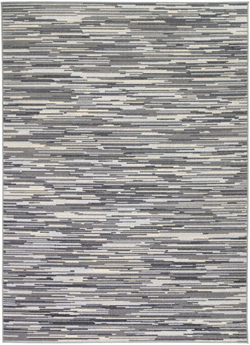 Hue Indoor/Outdoor Charcoal Rug