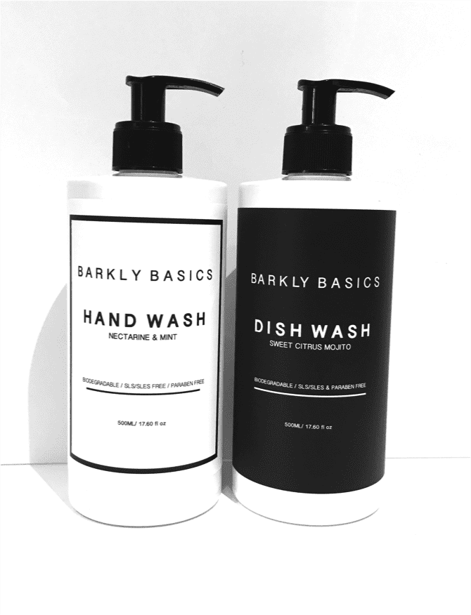 Barkly Basics Hand Wash - Nectarine & Mint