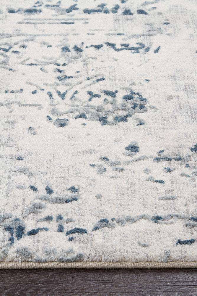 Farah Distressed Transitional Rug - Simple Style Co
