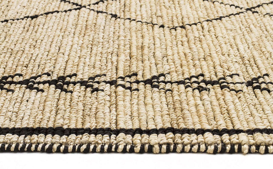 Kirabi Tribal Jute Rug - Simple Style Co
