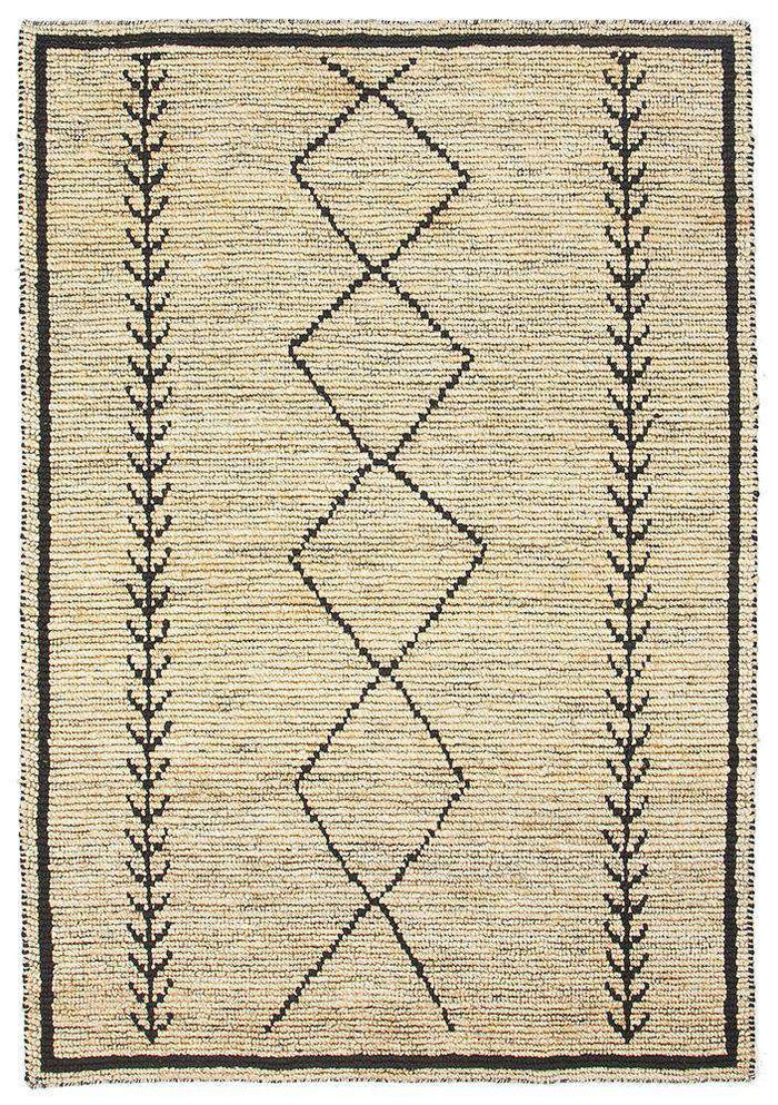 Kirabi Tribal Jute Rug | Jute Rugs | Tribal Rugs | Simple Style Co
