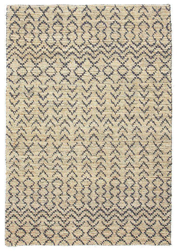 Elki Tribal Jute Rug - Simple Style Co