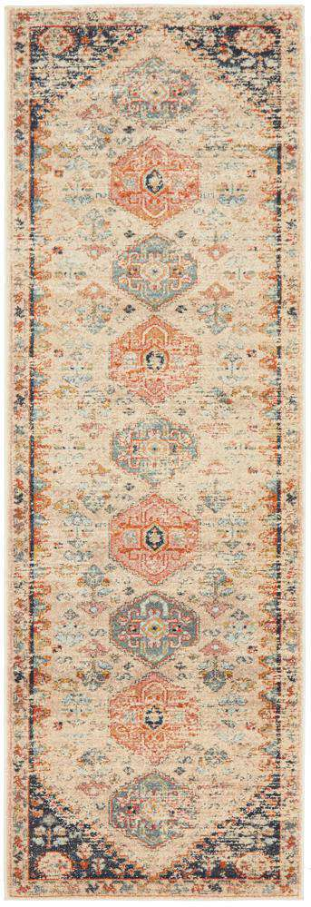 Talora Autumn Tribal Hallway Runner Rug - Simple Style Co