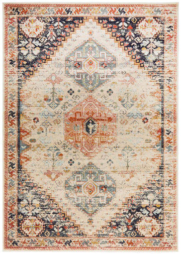 Talora Autumn Tribal Rug - Simple Style Co