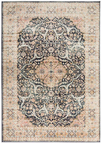 Legacy 858 Midnight Rug - Simple Style Co