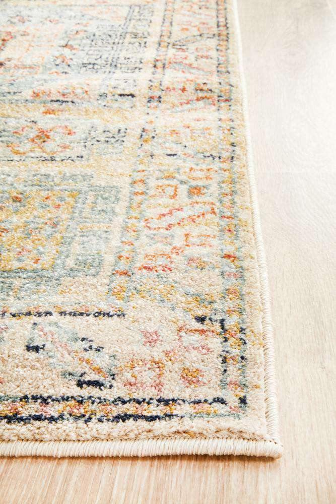 Legacy 859 Sky Blue Runner Rug - Simple Style Co