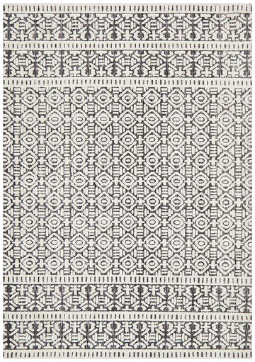 Simple Style Co: Odisha Tribal Rug Ivory | Free Delivery | Shop Rugs