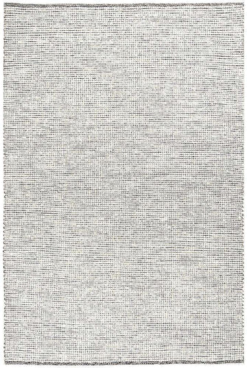 Brooklyn Black Wool Rug - Simple Style Co