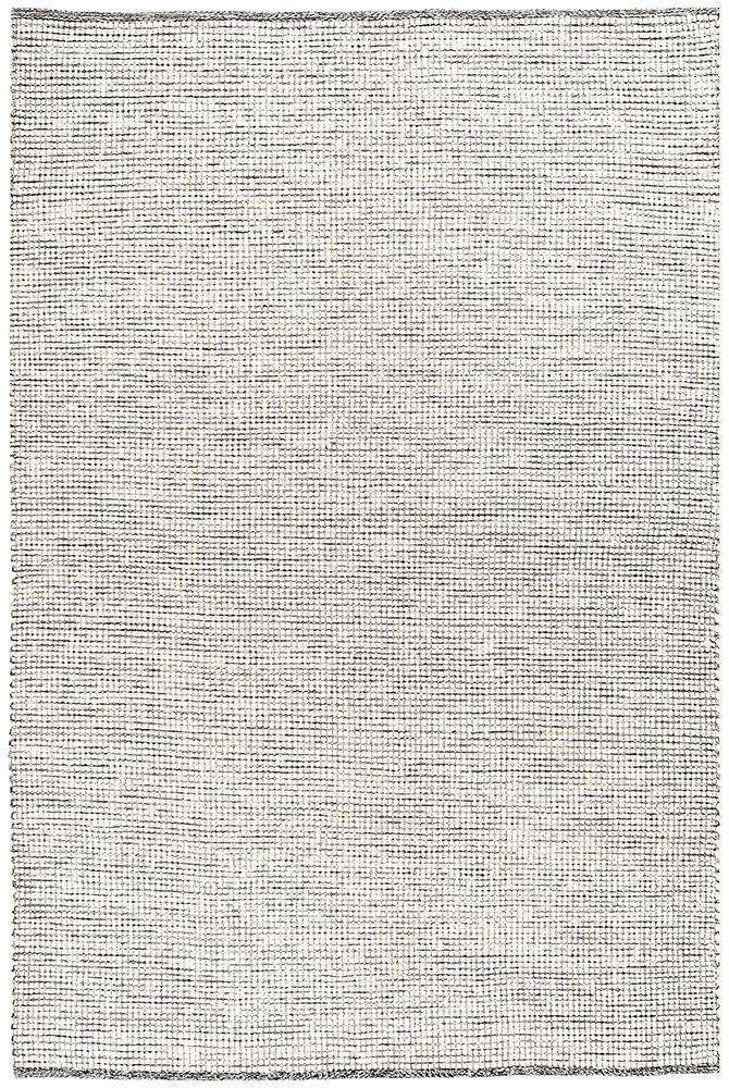 Brooklyn Wool Rug Black | Modern Rugs | Wool Rugs | AfterPay Rugs