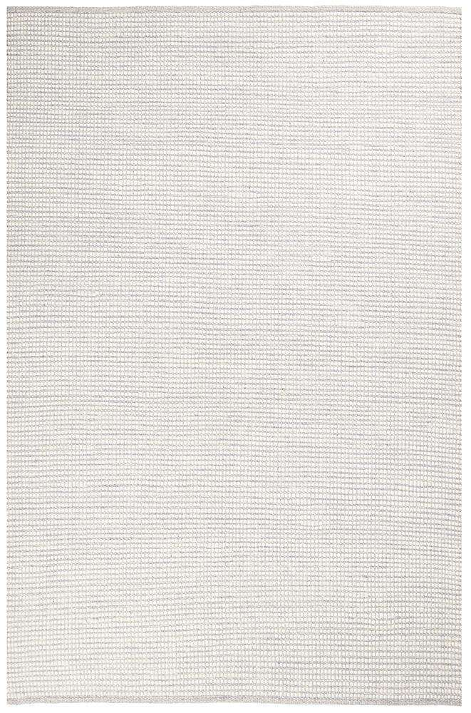 Brooklyn Grey Wool Rug - Simple Style Co