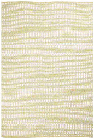 Brooklyn Yellow Wool Rug - Simple Style Co