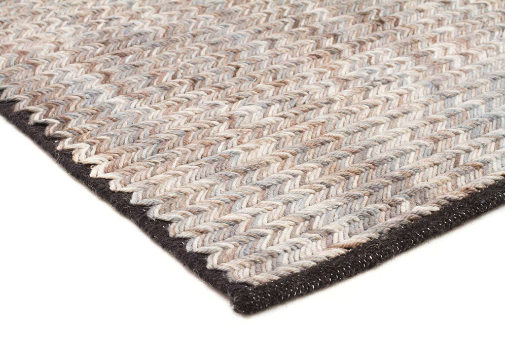 Harleem Rug Smoke | Textured Rugs | Scandinavian Rugs | Simple Style Co
