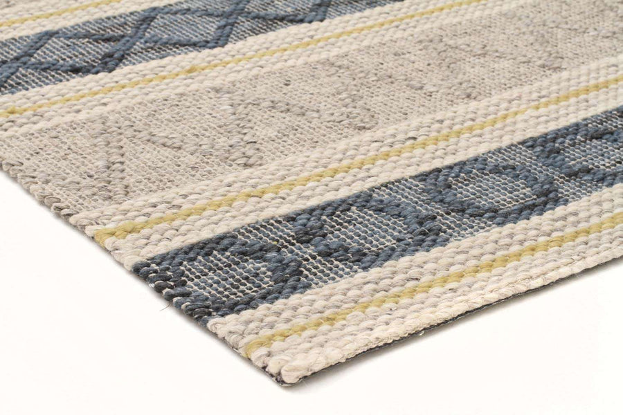 Rhythm Opus Silver Rug - Simple Style Co