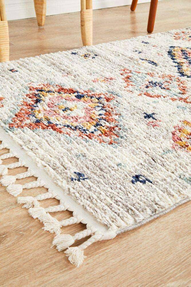 Azrou Tribal Diamond Runner | Free Delivery Australia Wide | Simple Style Co