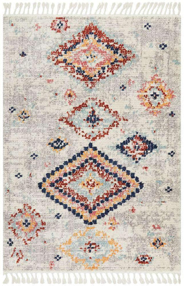 Azrou Tribal Diamond Rug | Free Delivery Australia Wide | Simple Style Co