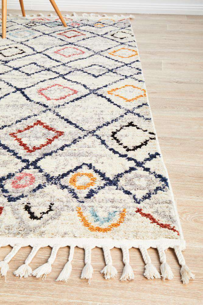 Faiza Moroccan Runner Rug - Simple Style Co