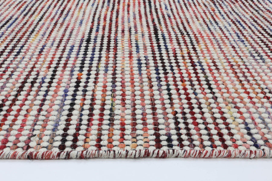 Scandi Multi Reversible Wool Rug - Simple Style Co