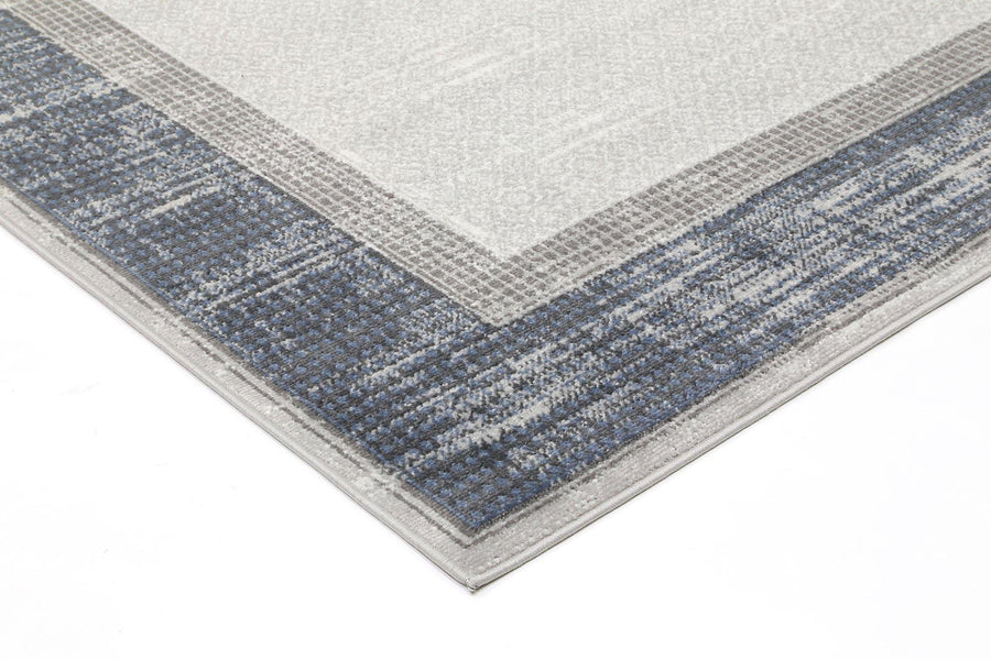 New York Indoor/Outdoor Blue Rug - Simple Style Co