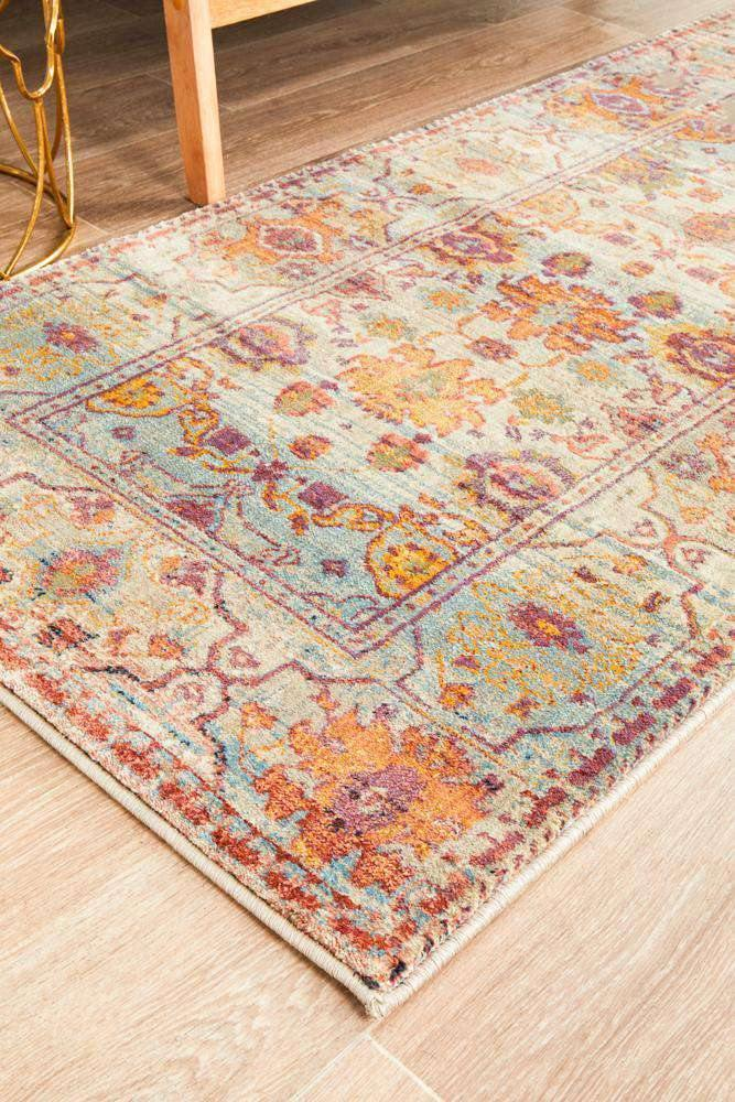 Nefret Transitional Runner Rug - Simple Style Co