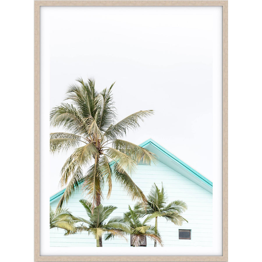 Tropicana I Port Douglas Print - Simple Style Co